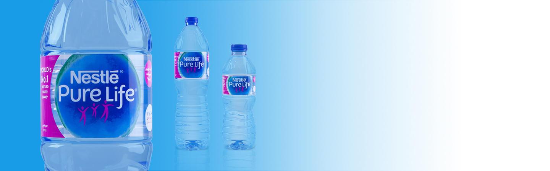 نستله پیورلایف (Nestlé Pure Life)