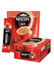 نسکافه ۳ در ۱(Nescafé 3in1)